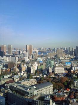 高輪ザ・レジデンスより品川芝浦方面を望む.jpg
